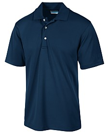 PGA TOUR Men's Slim Airflux Golf Polo Shirt