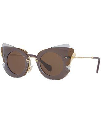Miu Miu Sunglasses, MU 02SS