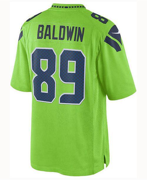 ... Nike Doug Baldwin Seattle Seahawks Color Rush Jersey b4abb9410