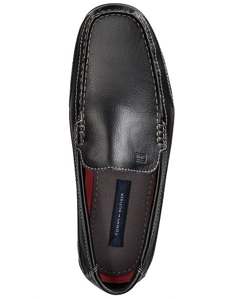dea795304d4bfd Tommy Hilfiger Men s Dathan Driver   Reviews - All Men s Shoes - Men ...