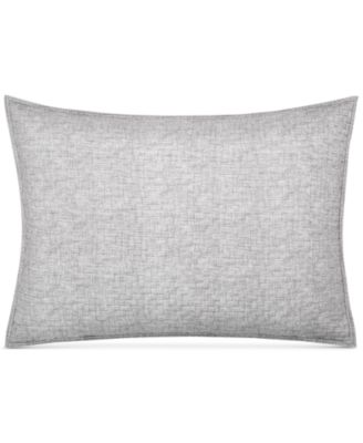 Colonnade Dusk Quilted King Sham, Created for Macy's