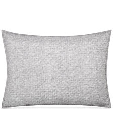 Hotel Collection Colonnade Dusk Quilted King Sham, Created for Macy's