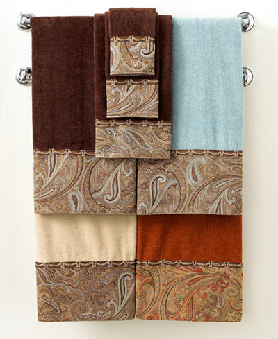 Avanti Bath Towels, Bradford Collection