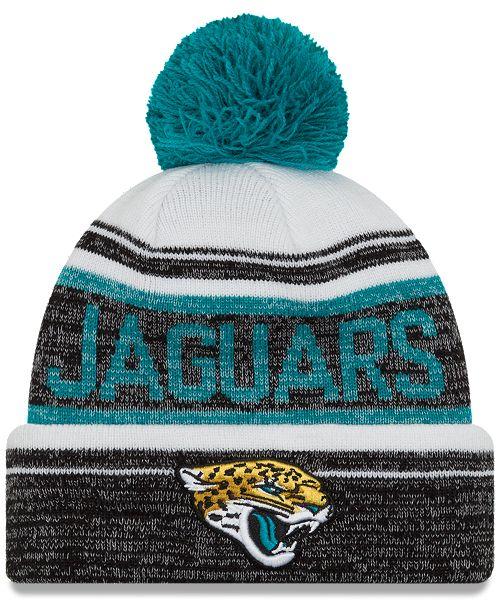 88c5278c New Era Jacksonville Jaguars Snow Dayz Knit Hat & Reviews - Sports ...
