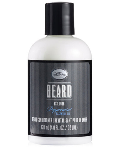 Art of Shaving Peppermint Beard Conditioner, 4 oz