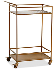 Arend Bar Cart, Quick Ship