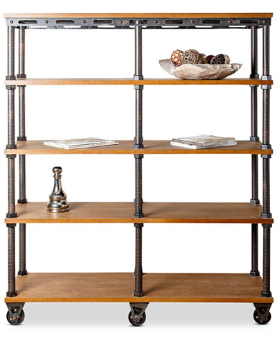 Kaston Bookcase Quick Ship Furniture Macy 39 S