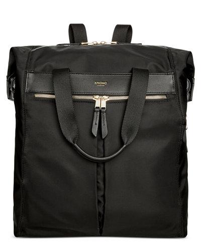 Knomo London Convertible Tote Backpack