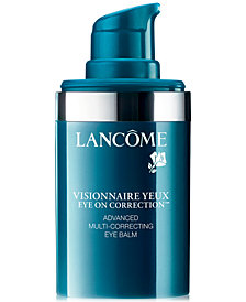 GET EVEN MORE Receive a Free Full-Size Visionnaire Advanced Multi-Correcting Eye Balm with any $125 Lancôme purchase, up to a $265 Value!