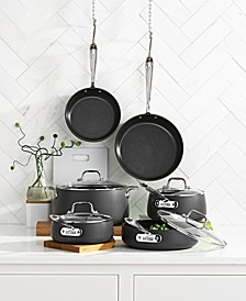 Hard-Anodized 10-Piece Cookware Set