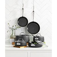 Deals on All-Clad Hard-Anodized 10-Piece Cookware Set