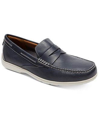 Rockport Men's Total Motion Penny Loafers
