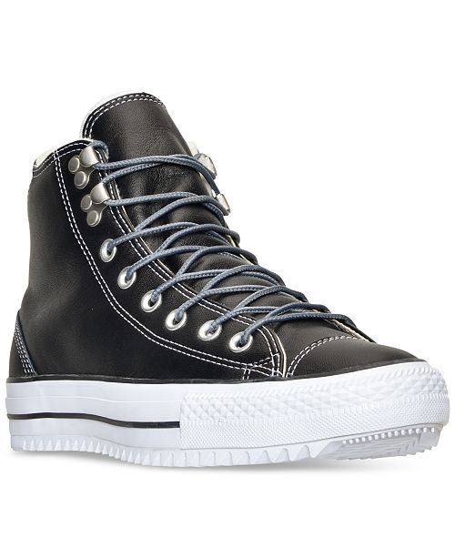550c0d34c91f ... Converse Men s Chuck Taylor All Star City Hiker High-Top Casual Sneakers  From Finish ...