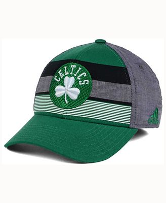 adidas Boston Celtics Tri-Color Flex Cap