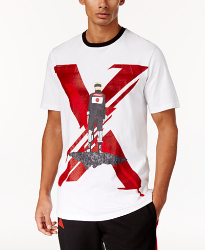 Black Pyramid Men's Graphic-Print T-Shirt