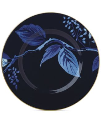Birch Way Indigo Collection Accent Plate