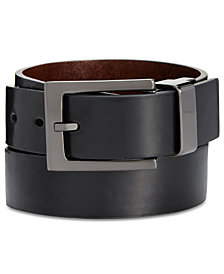 Alfani Reversible Casual Wide Buckle Belt