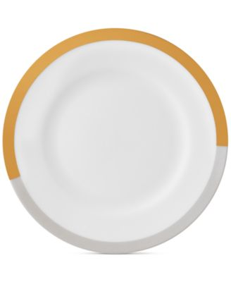 Castillon Gold/Gray Collection Salad Plate
