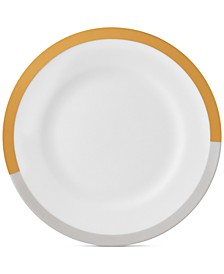 Castillon Gold/Gray Collection Salad Plate