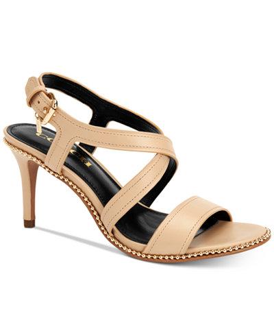 COACH Wendi Dress Sandals