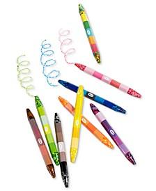 12-Pk. of Confetti Crayons