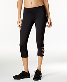 Ideology Capri Leggings, Created for Macy's
