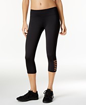 61517532e20b8 Ideology Capri Leggings, Created for Macy's