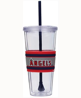 Boelter Brands Los Angeles Angels of Anaheim 22oz Hyped Straw Tumbler