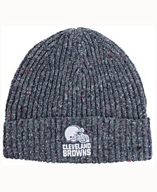 '47 Brand Cleveland Browns NFL  Back Bay Cuff Knit Hat