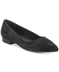 Vivien Pointed-Toe Flats