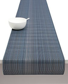 "Chilewich Multi Stripe 72"" Table Runner"