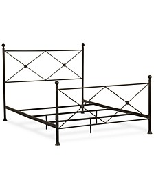 Hunton Queen Metal Bed