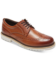 Rockport Men's Marshall Wingtip Oxfords
