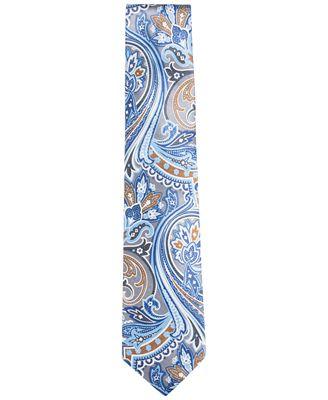 Countess Mara Men's Webber Paisley Tie