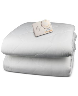quilted mattress pad. plain quilted quilted heated full mattress pad throughout b