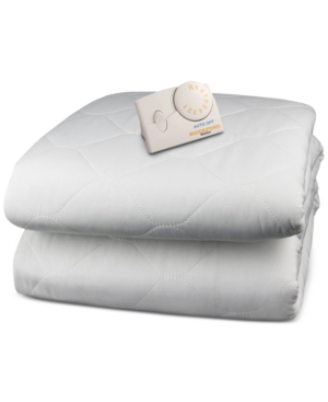 Biddeford Quilted Electric Full Mattress Pad