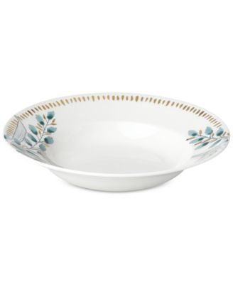 Goldenrod Collection Pasta Bowl/Rim Soup Bowl