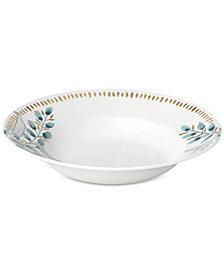 Lenox Goldenrod Collection Pasta Bowl/Rim Soup Bowl