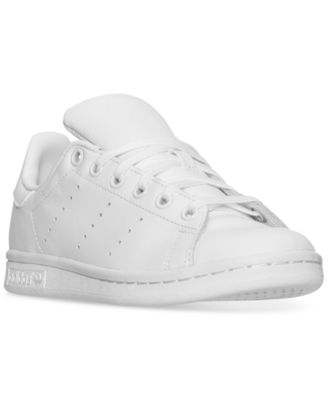 adidas Big Boys\u0027 Stan Smith Casual Sneakers from Finish Line