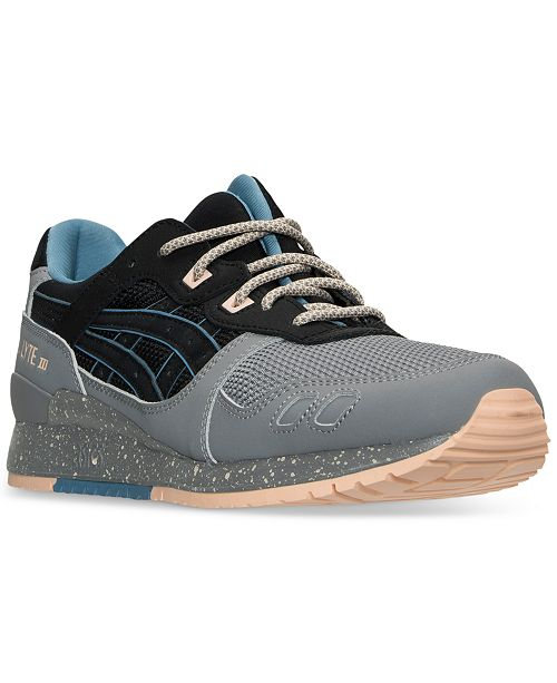 6372b4304090 Asics Men s Tiger GEL-Lyte III Casual Sneakers from Finish Line ...