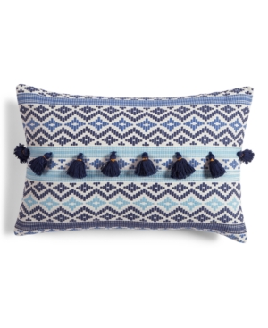 Whim by Martha Stewart Collection Origins 20 x 13 Decorative Pillow Created for Macys Bedding