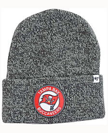 '47 Brand  Tampa Bay Buccaneers Ice Chip Knit Hat