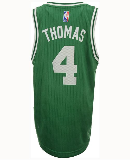 ... adidas Isaiah Thomas Boston Celtics New Swingman Jersey 3199ffd79