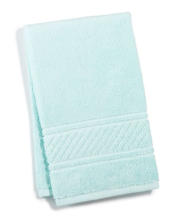 """Martha Stewart Collection 15"""" x 28"""" Spa Hand Towel, Created for Macy's"""