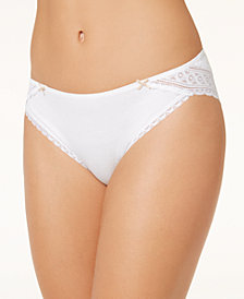 Maidenform One Fab Fit Cotton Tanga DMCS59