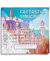 Celebrate Shop Fantastic Structures Coloring Book