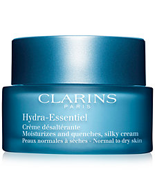 Clarins Hydra-Essentiel Silky Cream - Normal to Dry Skin, 1.7 oz.