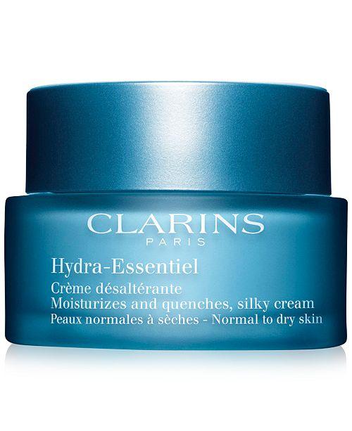 Clarins Hydra-Essentiel Silky Cream - Normal to Dry Skin, 1.7 oz.