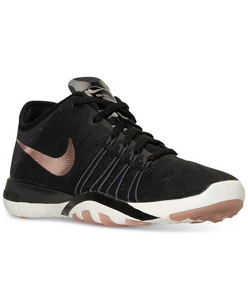 d03d22c71baa Nike Women s Free TR 6 Training Sneakers from Finish Line ...