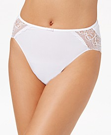 Lace Desire Hi Cut Brief Underwear DFLD62
